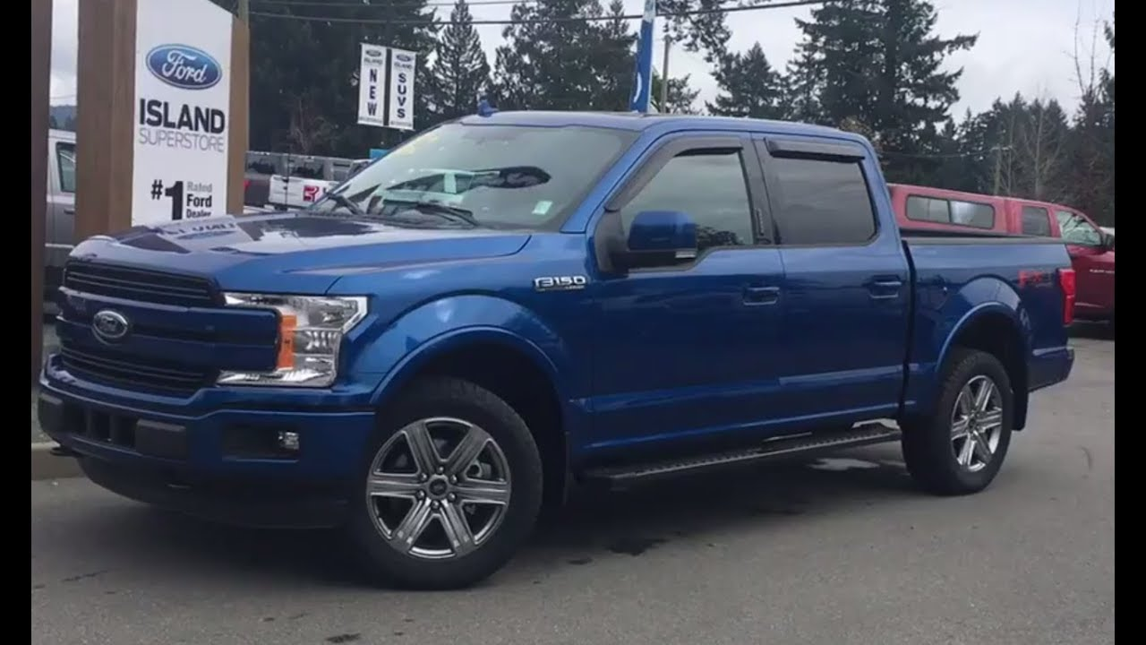 ford   lariat fx sport  supercrew review island ford youtube