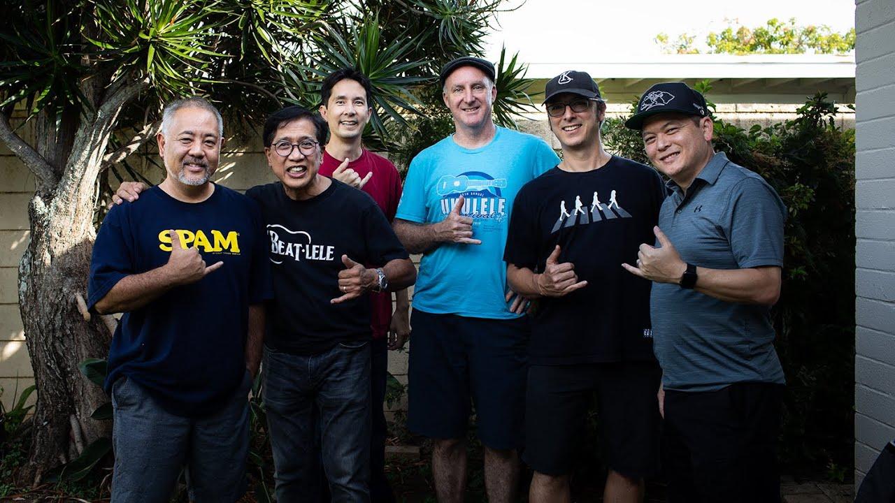 Hisessions Hawaii Podcast Episode #67 -  Beat-Lele
