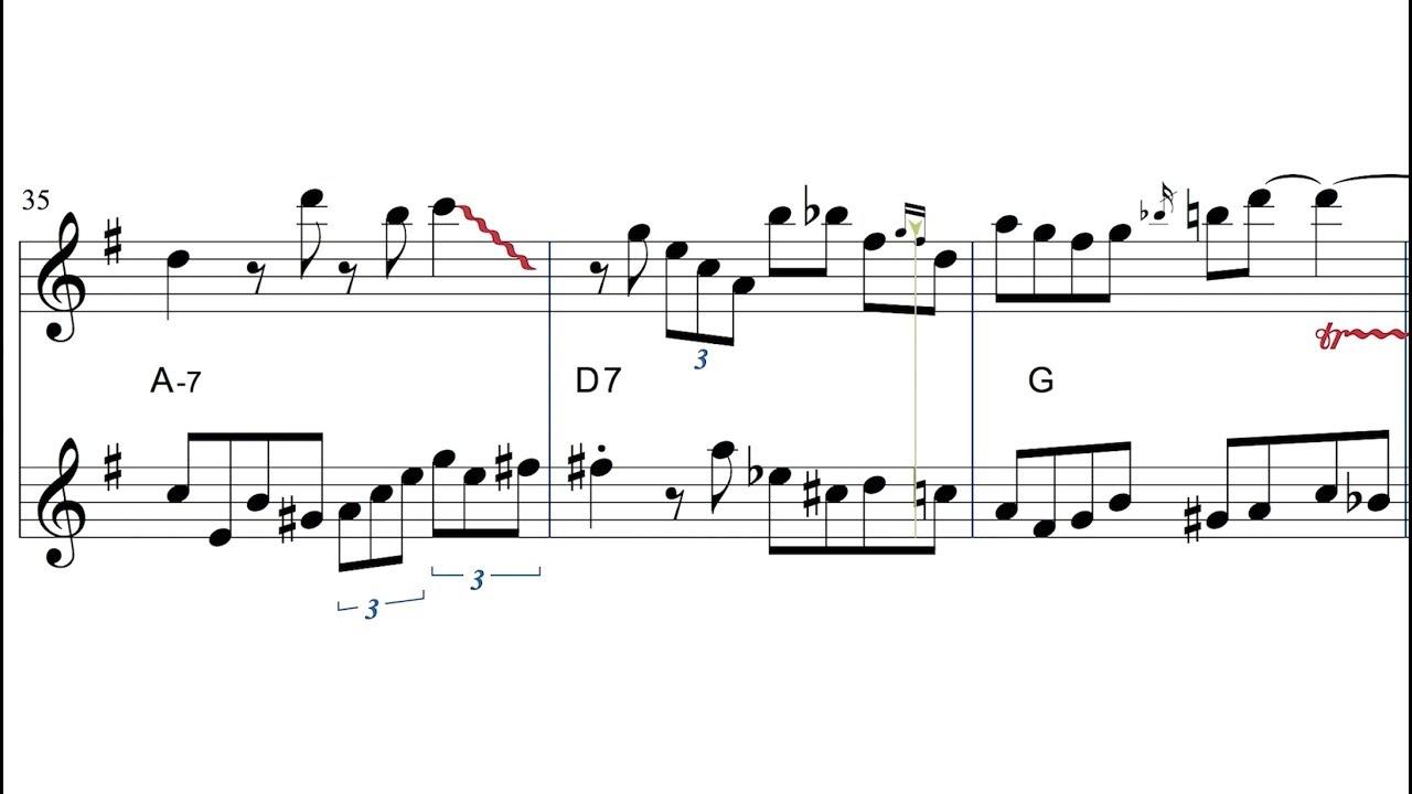 Intermediate Saxophone Duets PDF download | Jazzduetshop
