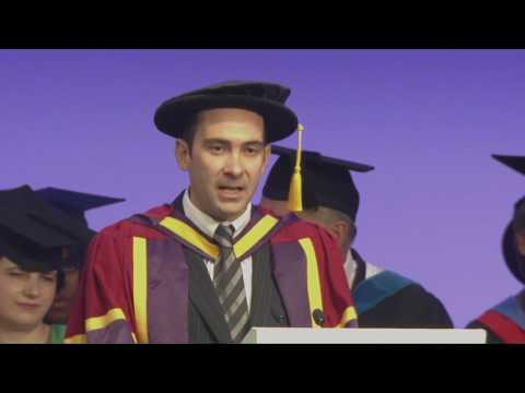 Graduation 2017  - Monday 13:00 Ceremony - Leeds Business School