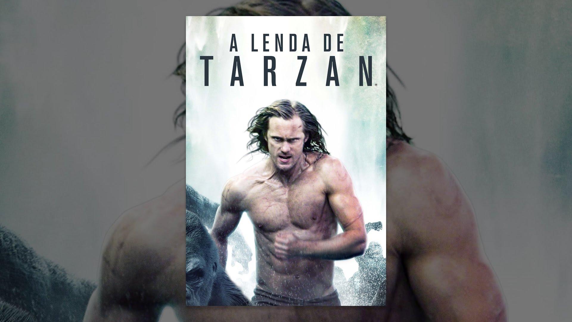 A Lenda de Tarzan (Legendado)