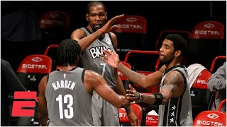 Are the Brooklyn Nets a LOCK to win an NBA championship in the next 3 years?   KJZ