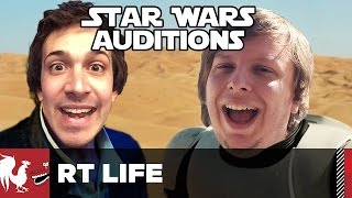 RT Life - LucasFilm Star Wars Auditions (No Spoilers)