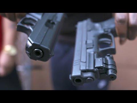 Increasing gun violence