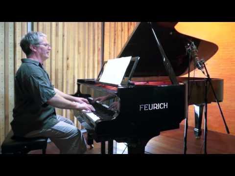 "Shostakovich ""Lyric Waltz"" from ""Dances of the Dolls"" P. Barton, FEURICH piano"