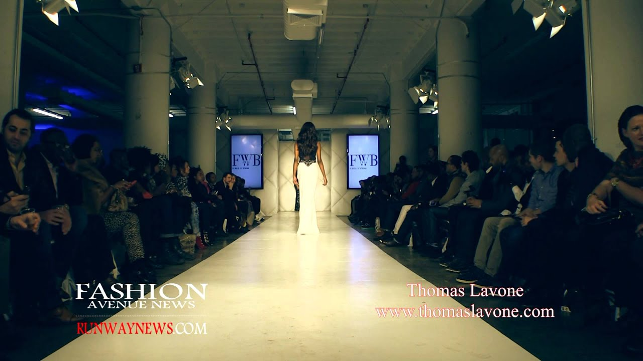 Brooklyn Fashion Week 2014 - Day 2 - Thomas Lavone