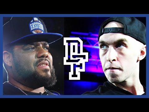 SHOTTY HORROH VS CHARLIE CLIPS | Don't Flop Rap Battle