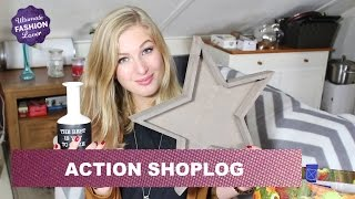 Action Shoplog ♥ Home Decor Thumbnail