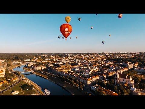 Magiškas Vilnius || Magical Vilnius