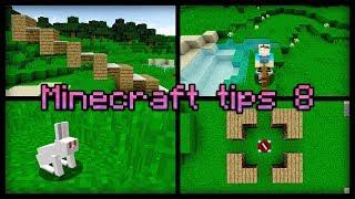 Các mẹo hữu ích trong minecraft mà bạn nên biết - Phần 8