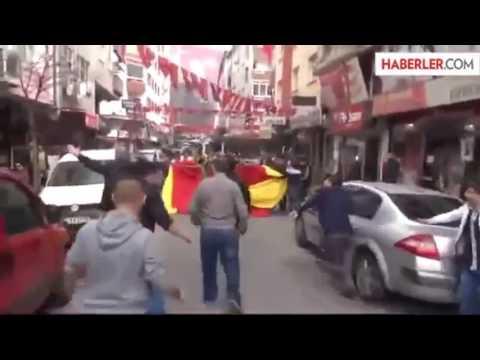 Vur ALLAH aşkına vur BAYRAK aşkına vur vur TÜRKLÜK AŞKINA VUR Türkiyenin Sesiyiz MHP