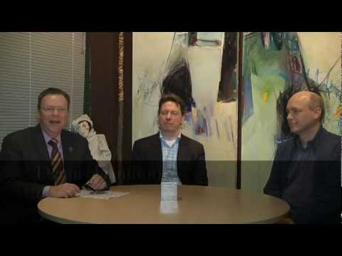Interview with Peter Ash and Donald Sturrock
