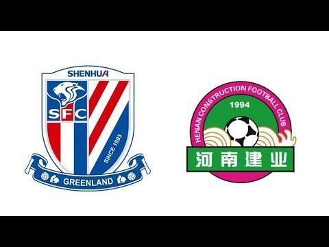 Round 24 - Shanghai Shenhua vs Henan Jianye