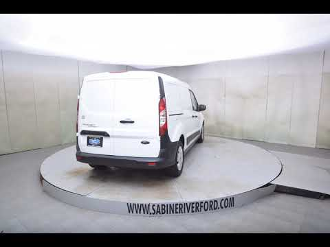 2020 Frozen White Ford Transit Connect 4D Cargo Van #7706