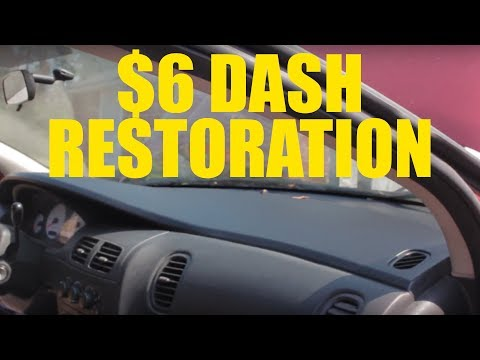 $6 Dashboard Restoration