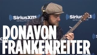 "Donavon Frankenreiter ""Shine"" // SiriusXM // The Coffeehouse"