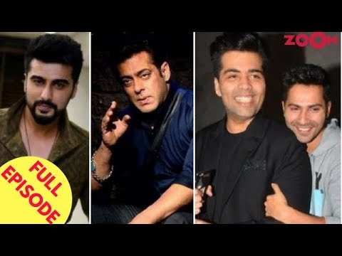 Arjun Kapoor To Reconcile With Salman Khan? | Karan Johar's Special Advice For Varun Dhaawan & More