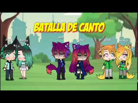 Batalla de Canto 🎵 °//Gacha Life//° •Tu Canal Random•