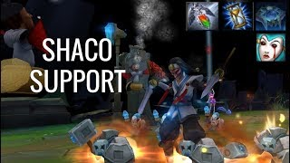 THE REAL TROLL SUPPORT! - Shaco Support - Off Meta Monday - League of Legends