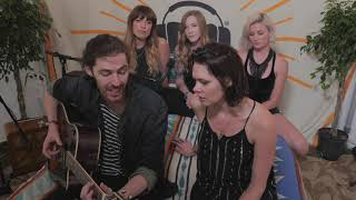 "Hozier performs ""Like Real People Do"" in bed 