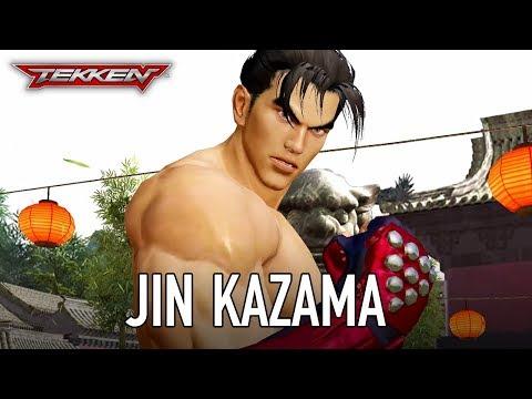 Tekken Mobile - iOS/Android - Jin (Reveal Trailer)