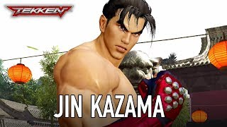 Tekken Mobile IOS Android Jin Reveal Trailer