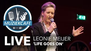 Leonie Meijer 39 Life Goes On 39 live bij Muziekcaf.mp3