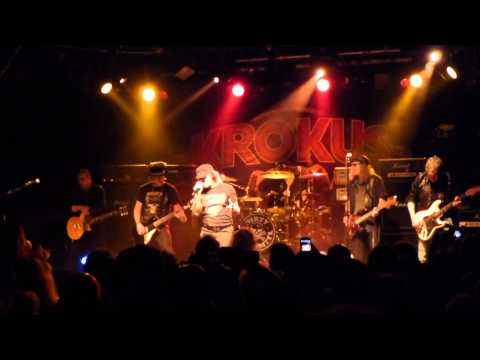 Krokus - Long Stick Goes Boom,Hallelujah Rock'n'Roll,Go Baby Go