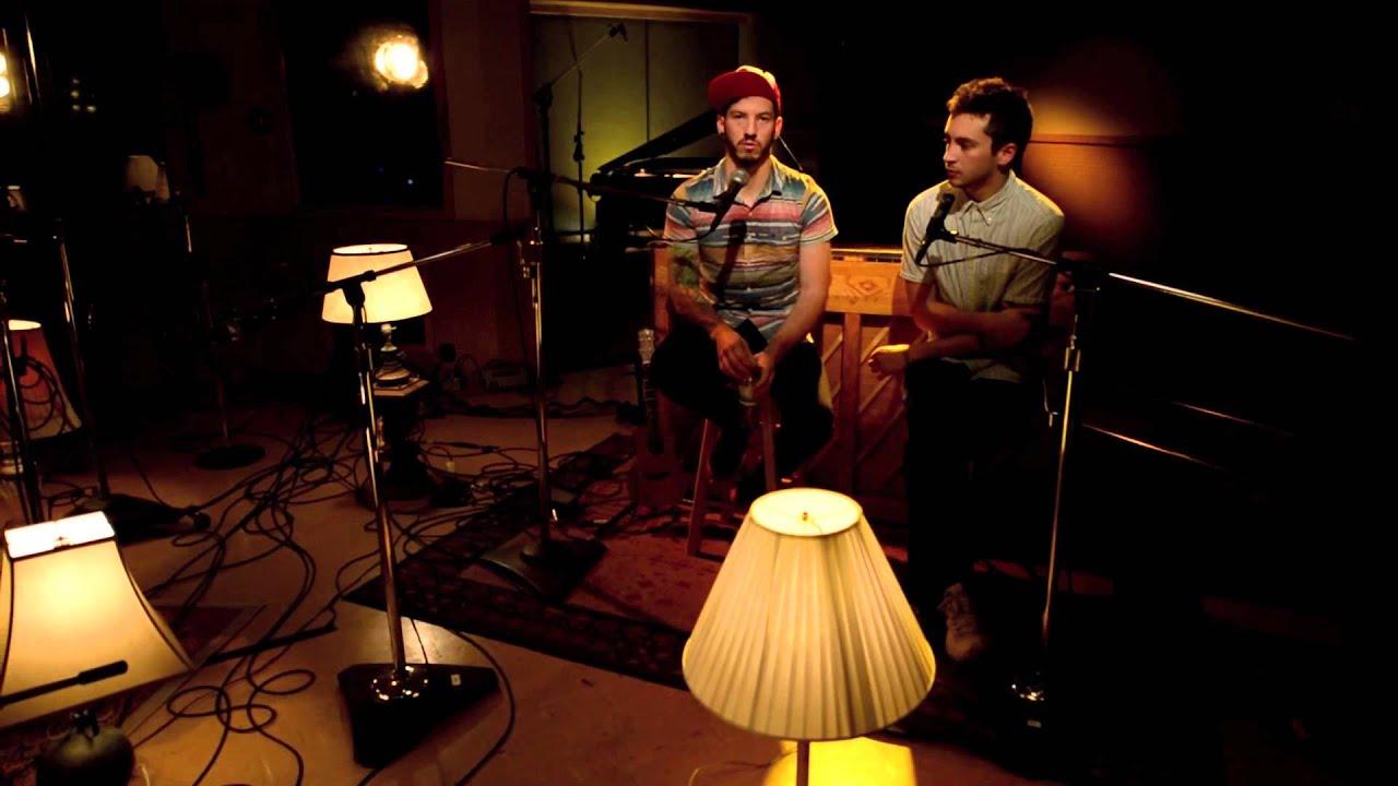 The Live Room Interviews: twenty one pilots - YouTube