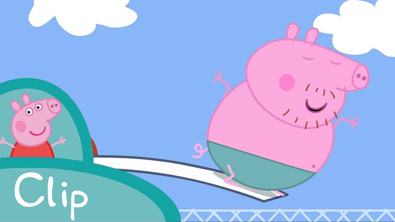 peppa pig franais tous la piscine ppfr2018 - Jeux De Peppa Pig A La Piscine