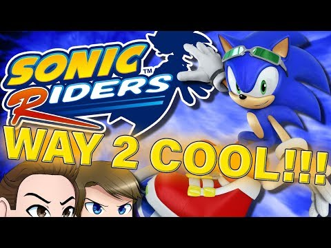 Sonic Riders: Eggman's Special Circuit - EPISODE 2 - Friends Without Benefits