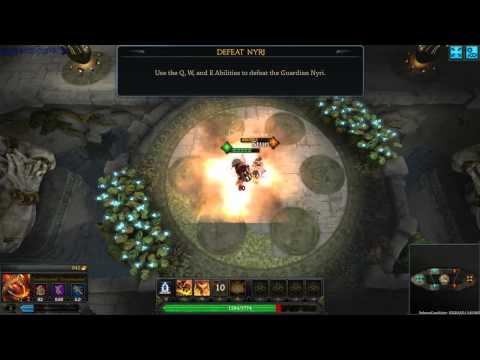 Tome immortal arena - browser game - GogetaSuperx