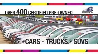 400 Certified Vehicles | Bergstrom Used Car Super Center of Neenah