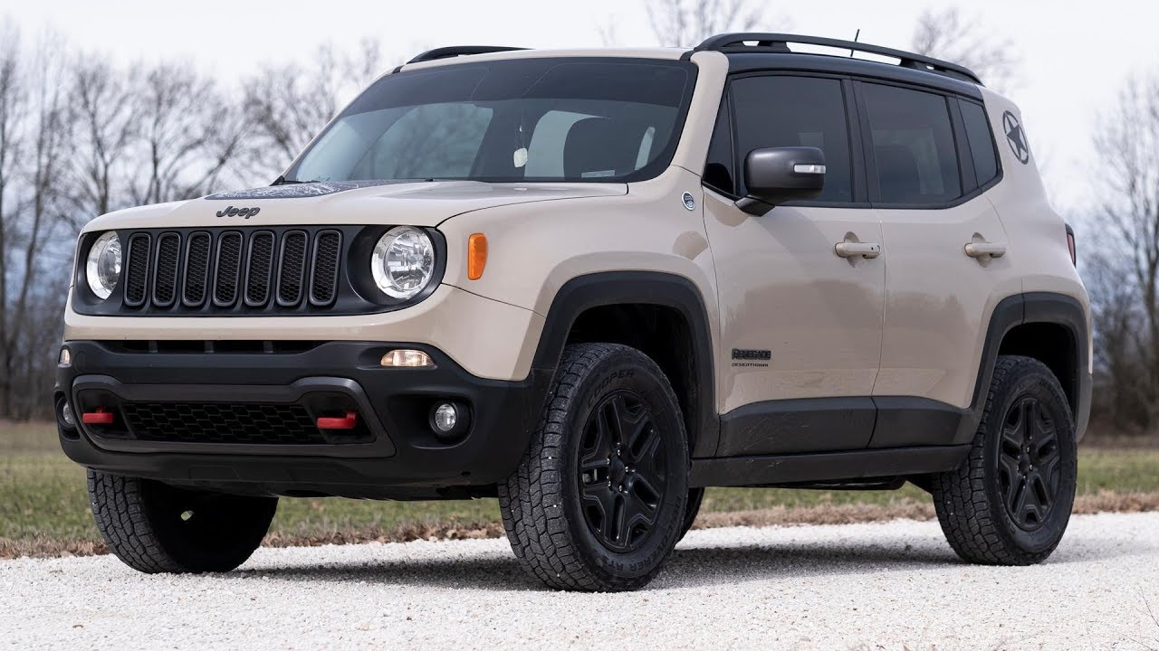 Lifted Jeep Renegade >> Jeep Renegade Bu 2 Inch Leveling Kit By Rough Country
