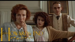 How Amazing Are HBC & Emma Thompson In Howards End?! | Amy McLean
