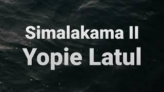 Cover images Yopie Latul - Simalakama II (JOOX)