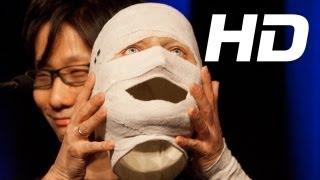 Repeat youtube video Hideo Kojima reveals Metal Gear Solid V at GDC 2013 HD