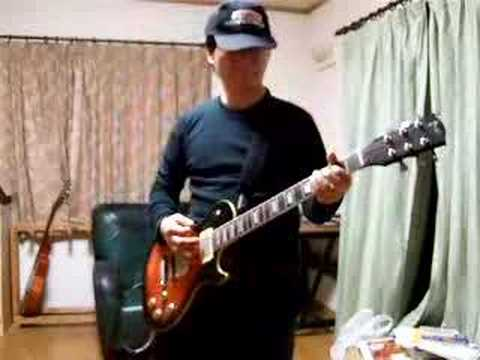 me playing suede stay together guitar