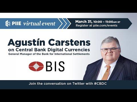 Discussion avec Agustín Carstens sur les monnaies numériques de la banque centrale