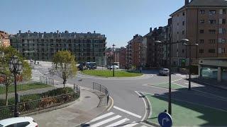 Control de la Policía Nacional en Oviedo en el estado de alarma
