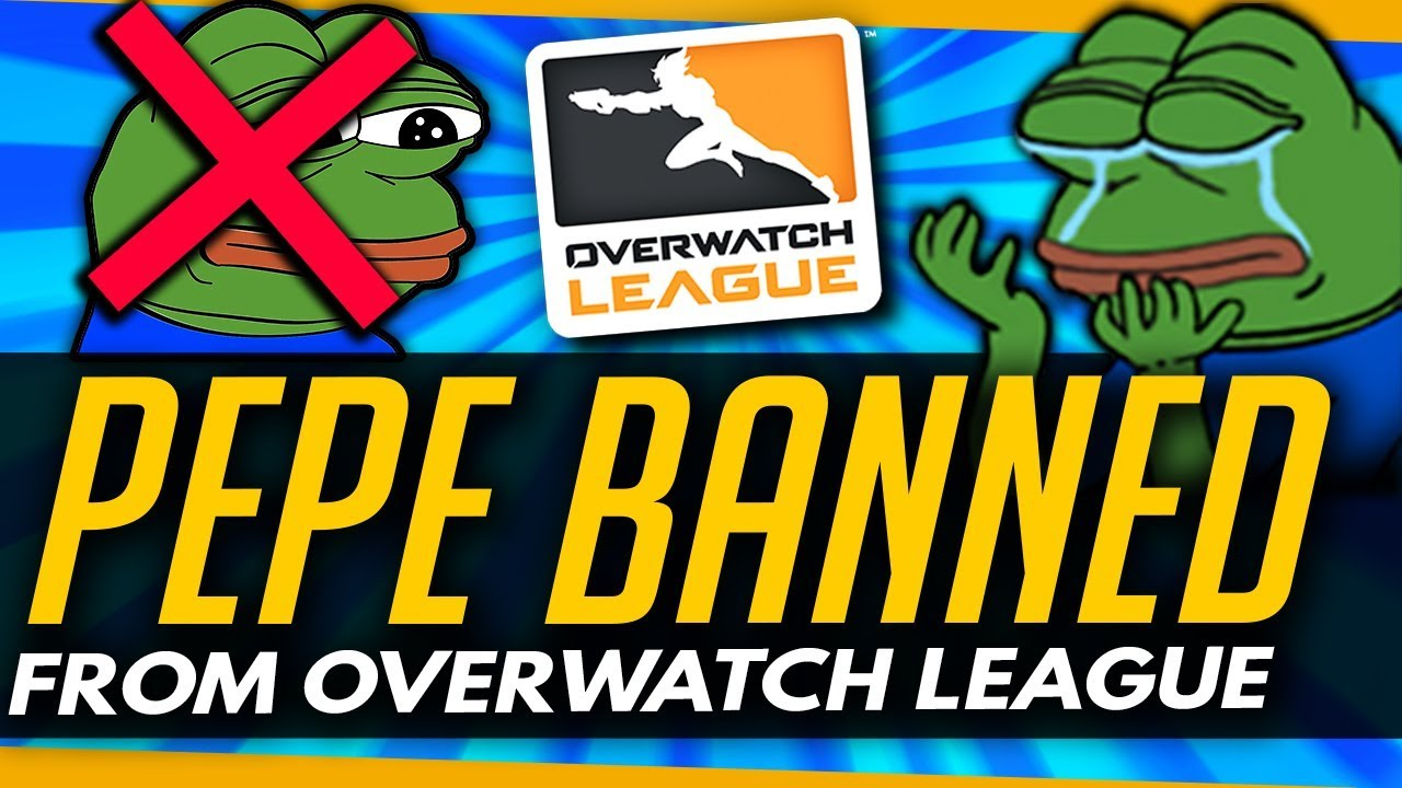 Overwatch | Pepe BANNED from Overwatch League + 28 Teams in OWL Goal &  Geguri playing soon!
