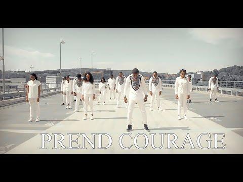 """ALLIANCE DE PAIX """" Prend courage """" [Official HD Video]"""