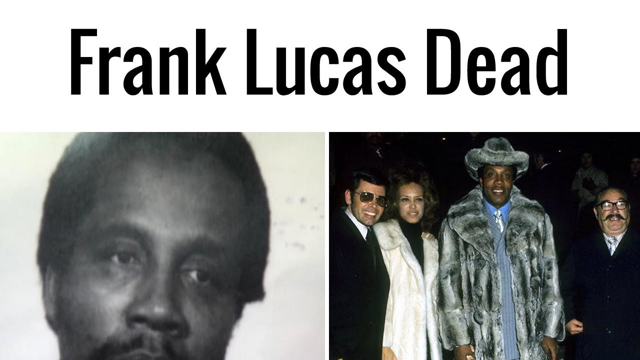 Frank Lucas American Snitch Obituary