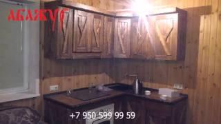 Кухня угловая под старину 49000 рулей всё включено кроме техники(, 2016-04-23T11:06:29.000Z)