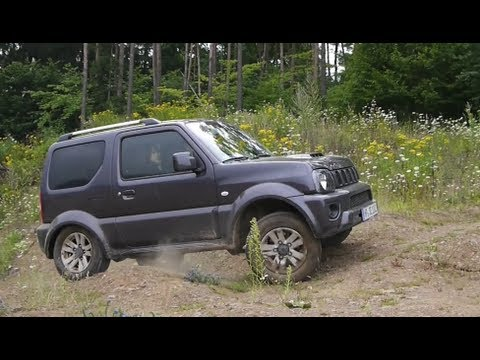 Suzuki Jimny Model 2014 - YouTube