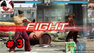 Tekken Mobile - Gameplay Walkthrough Part 3 - Act 2 (iOS, Android)