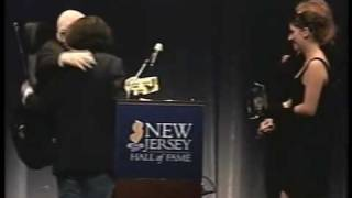 Candice Bergen and Fran Lebowitz present Michael Graves into the 2010 NJ Hall of Fame.