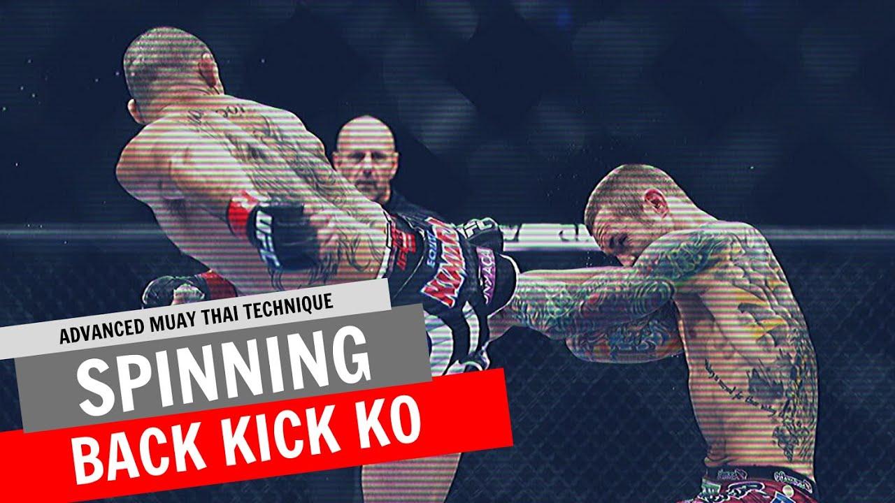 「spinning back kick MMA」の画像検索結果