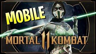 MORTAL KOMBAT 11 - Mobile, gastei cash no MK XL MOBILE e agora?? Atualização, reworks e +