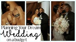 Dream Wedding: Planning Your Wedding On A Budget! (Photos and video clips)